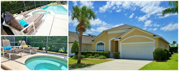 Sunshine Villa at Glenbrook Resort in Orlando, Florida