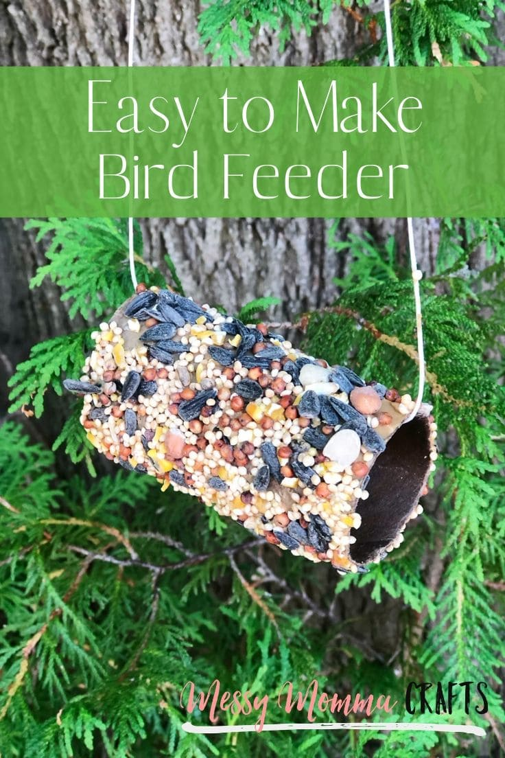 Our Easy to Make Bird Feeders are perfect for the fall months when the birds need to build fat reserve to get ready for migration.