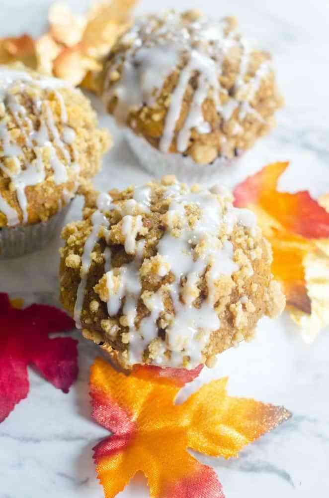 Pumpkin Streusel Muffins from Venture 1105