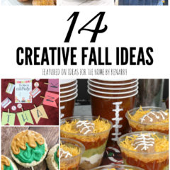 14 Creative Fall Ideas featured on Ideas for the Home by Kenarry