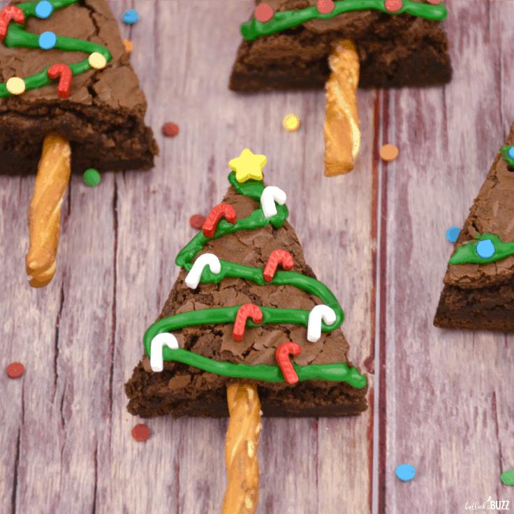 Christmas Tree Brownies: Fun, Festive Holiday Treat