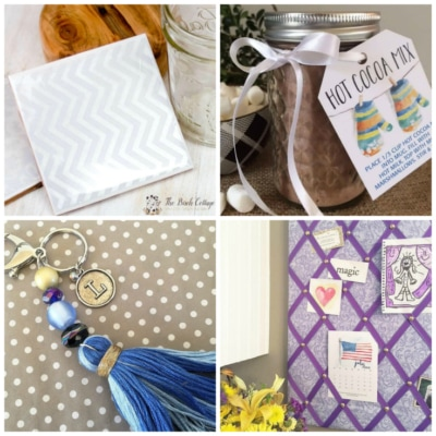 25 DIY Christmas Gift Ideas: Personalized & Original