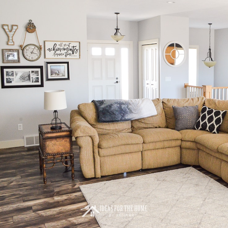 Living Room Decorating Ideas With Farmhouse Style Ideas For The Home