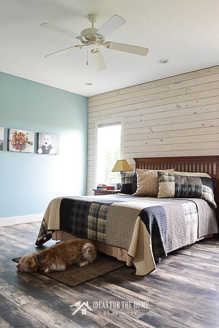 Master Bedroom Decorating Ideas: Farmhouse Style Reveal ...