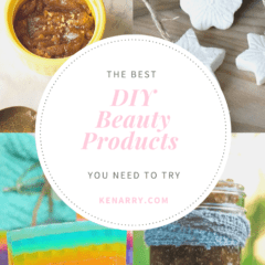 The best DIY beauty products you need to try