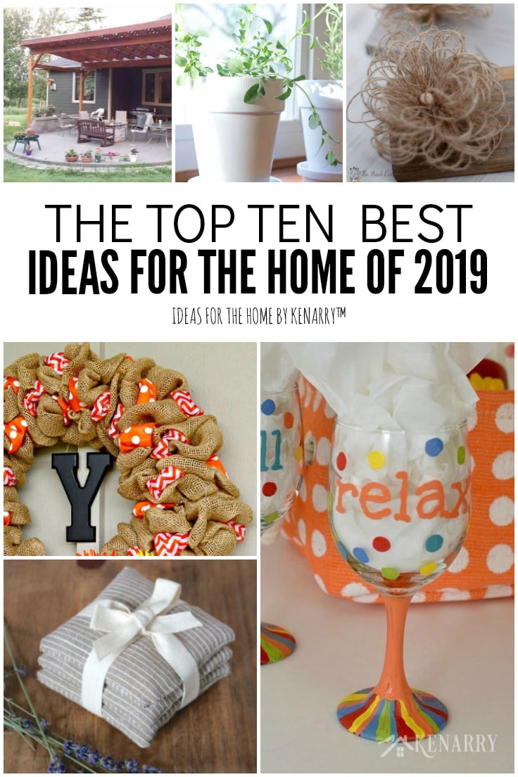 The Top Ten Best Ideas for the Home of 2019 | Ideas for the Home by Kenarry
