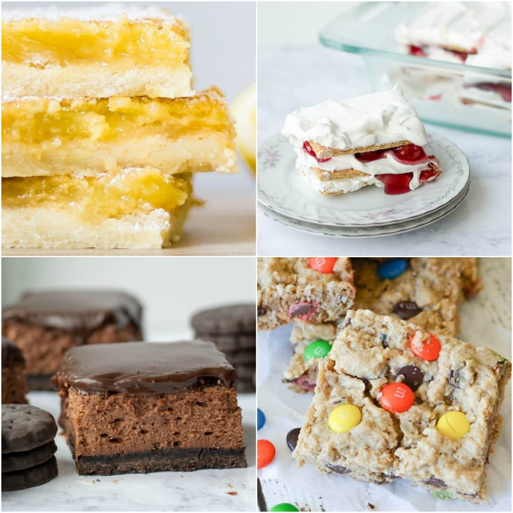 Easy Potluck Desserts: Feed A Crowd Without the Effort