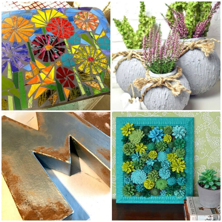 Easy Faux Craft Techniques That Look Like the Real Thing