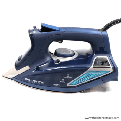 The Rowenta DW9280 Steamforce Steam Iron