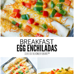 Breakfast Egg Enchiladas