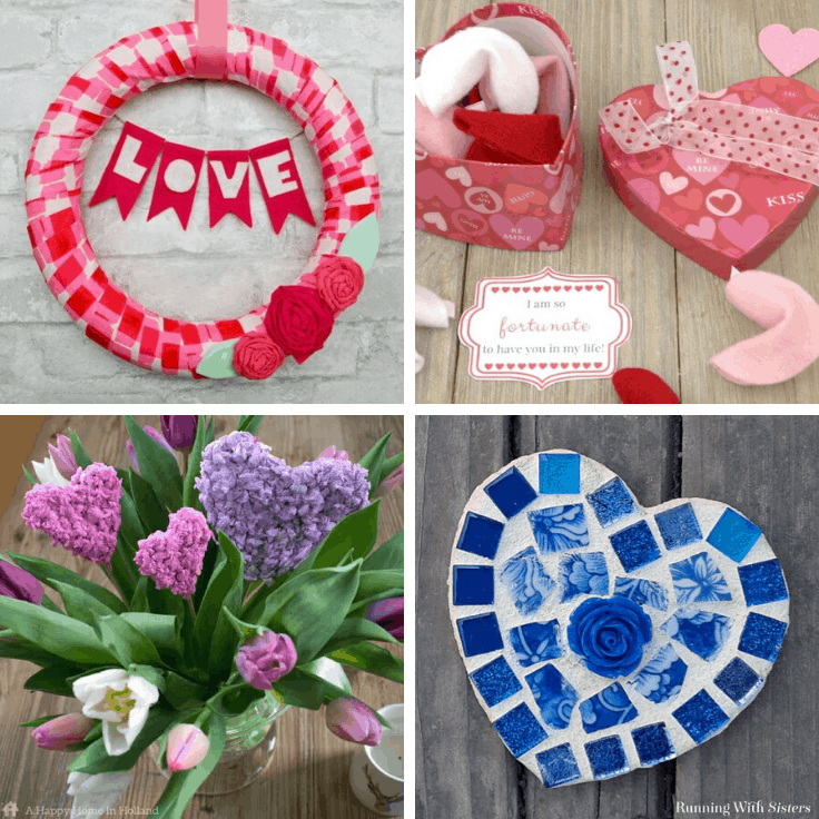 DIY Heart-Shaped Gift Ideas for Valentine's Day