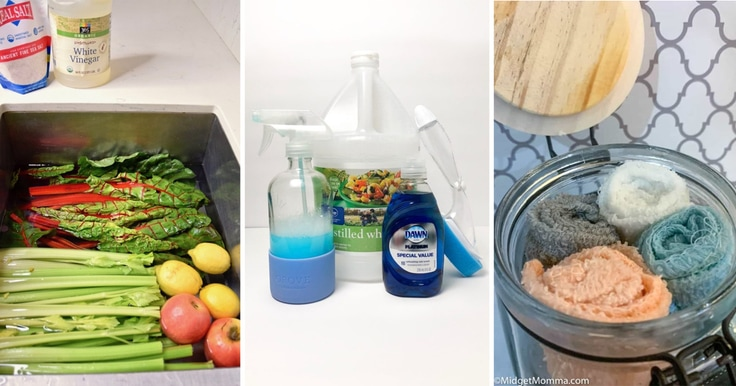 12 Ways To Disinfect Your Home With Vinegar Ideas For