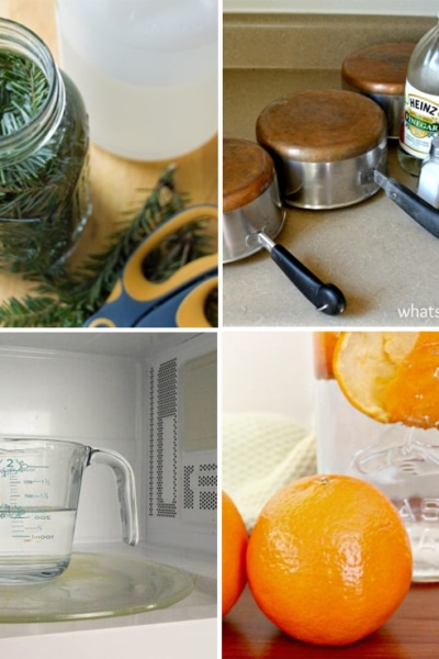 12 Ways To Disinfect Your Home With Vinegar