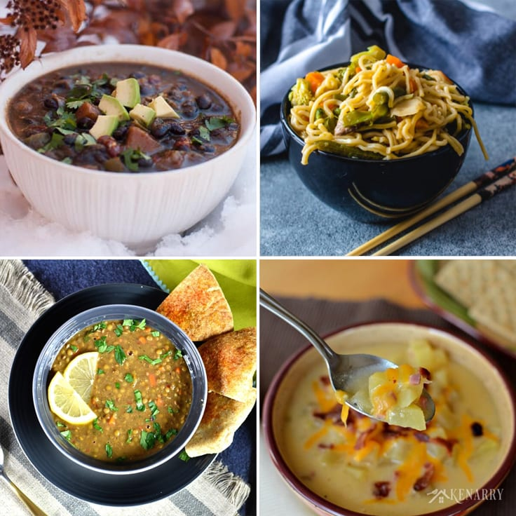 How To Use Pantry Staples: 31 Recipes That Use Shelf-Stable Foods