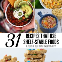 31 Recipes That Use Shelf-Stable Foods