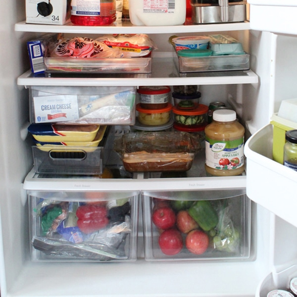 organize your refrigerator