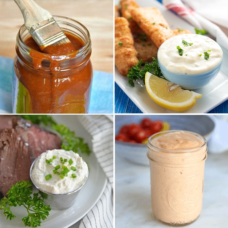 11 DIY Sauce and Condiment Recipes For When You Run Out