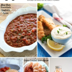 Easy Homemade Sauces and Condiments
