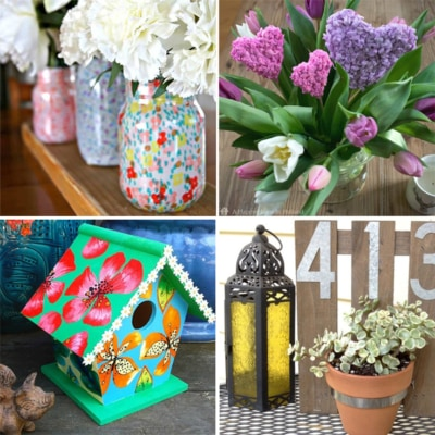 14 Pretty Flower and Garden Ideas That Will Make You Happy