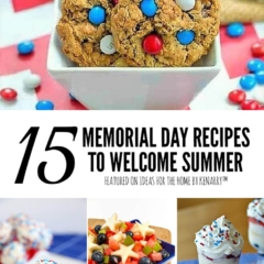 15 Memorial Day Recipes to Welcome Summer