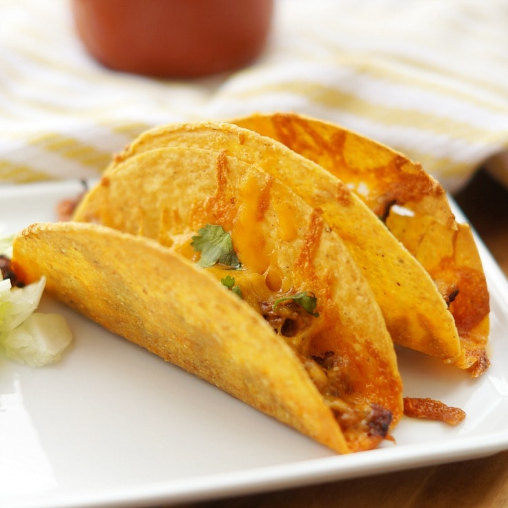 The Best Ever Easy Air Fryer Taco Recipe