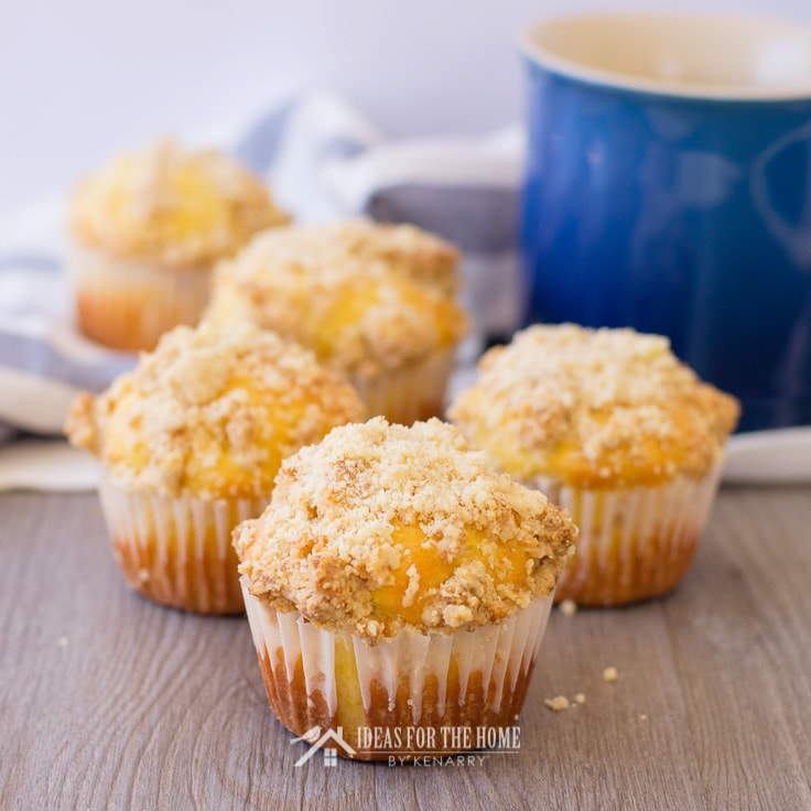 Lemon Muffin Recipe: Easy Breakfast Idea
