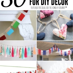 30 Fun & Creative Garland Ideas