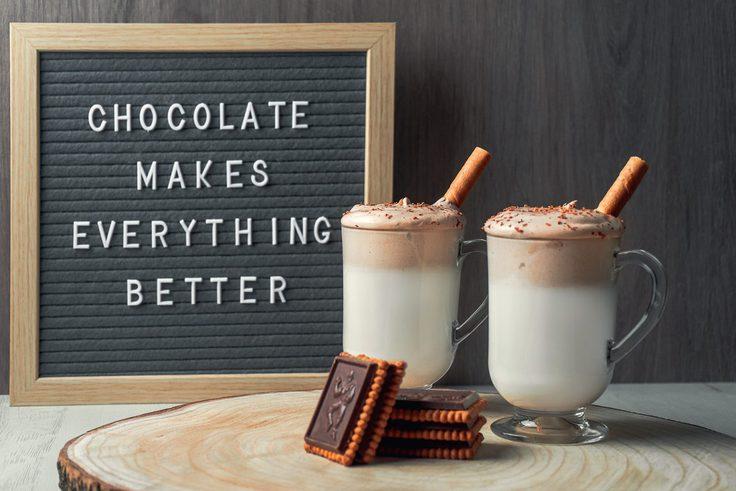 Chocolate Whipped Coffee Recipe