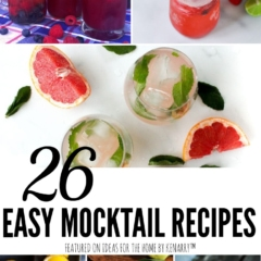26 Easy Mocktail Recipes