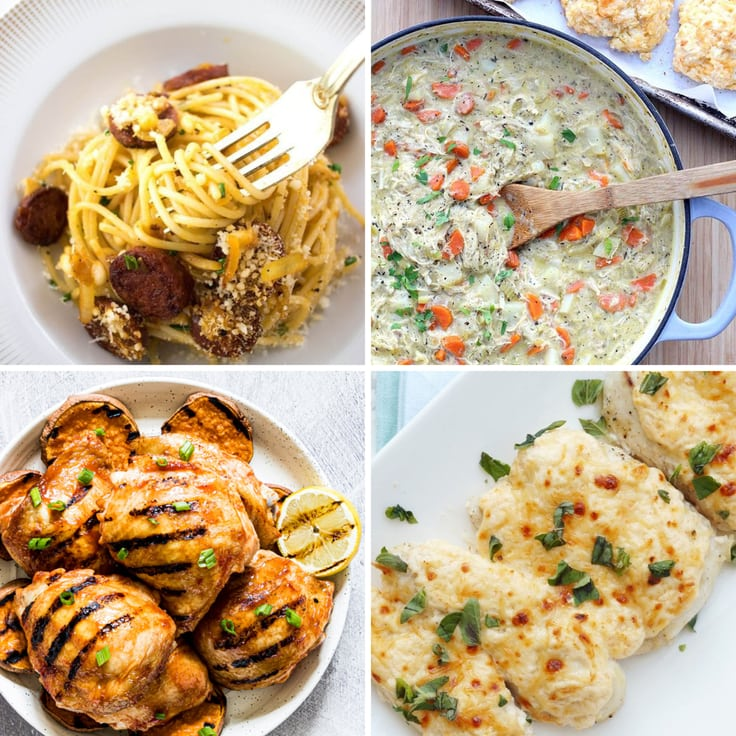 Easy Vacation Meals That You Can Make At Your Rental