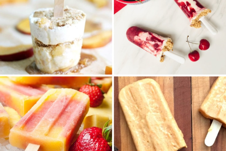 25 Refreshing Popsicle Recipes