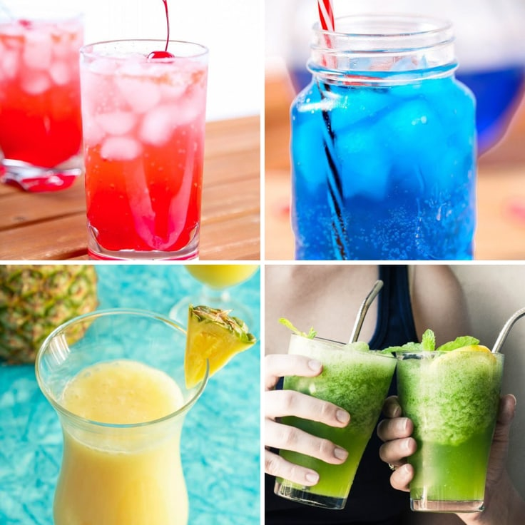 26 Summer Drink and Mocktail Recipes