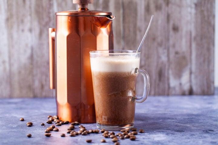 Date-Sweetened Coffee
