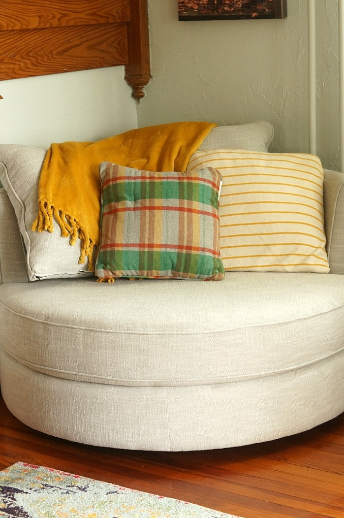 Fall Blankets and Pillows