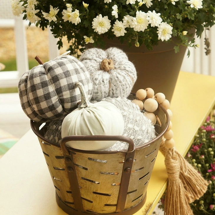 Tips for Easy Fall Decorating