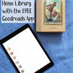 How to Organize Books in Your Home Library Using the Goodreads App