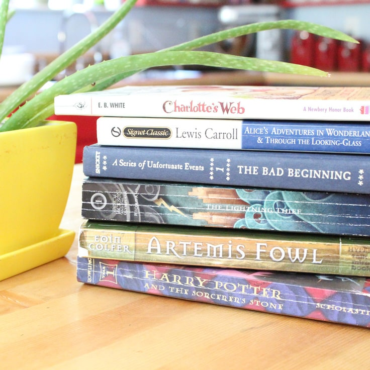 Middle Grade Books from One Mama's Daily Drama