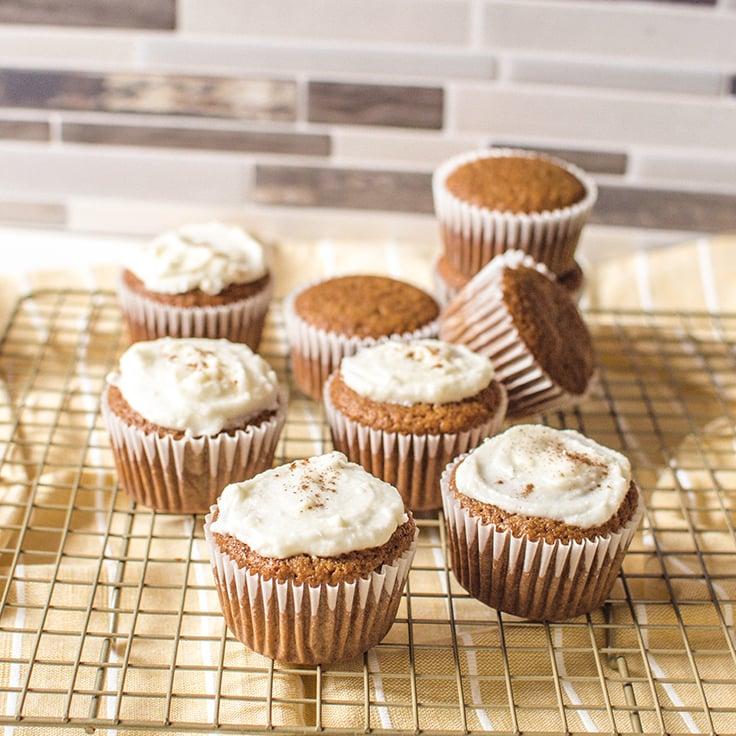Gingerbread Cupcakes: Easy Dessert Recipe
