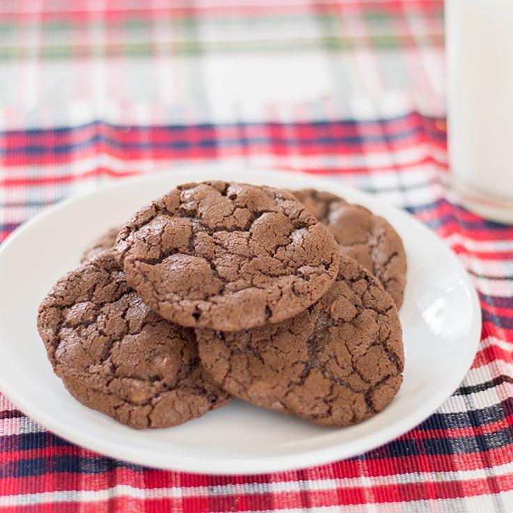 Brownie Mix Cookies: Easy Dessert Recipe