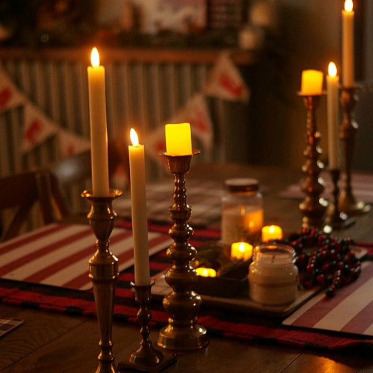 Easy Christmas Decorating Ideas that Anyone Can Do
