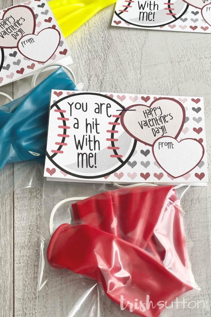 Printable Kids Valentine