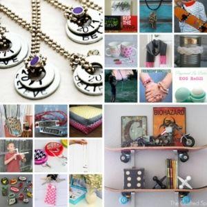 Handmade gift ideas for teens.
