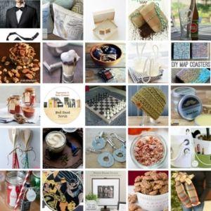Handmade gift ideas for men.